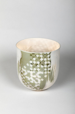 Porselensvase