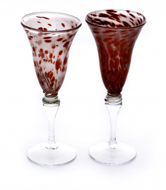 Vinglass (pris pr. glass)
